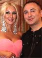 Лере Кудрявцевой и Игорю Макарову на годовщину свадьбы подарили виноградник
