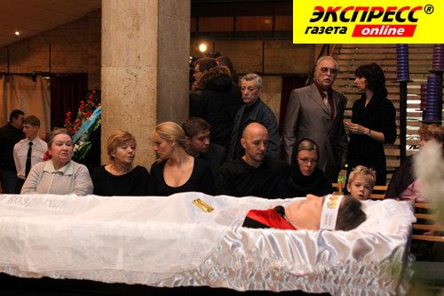 жидкий сорин похороны фото видео магазинов России других