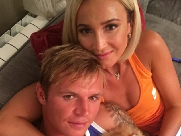 Ольга Бузова подала на развод с Дмитрием Тарасовым