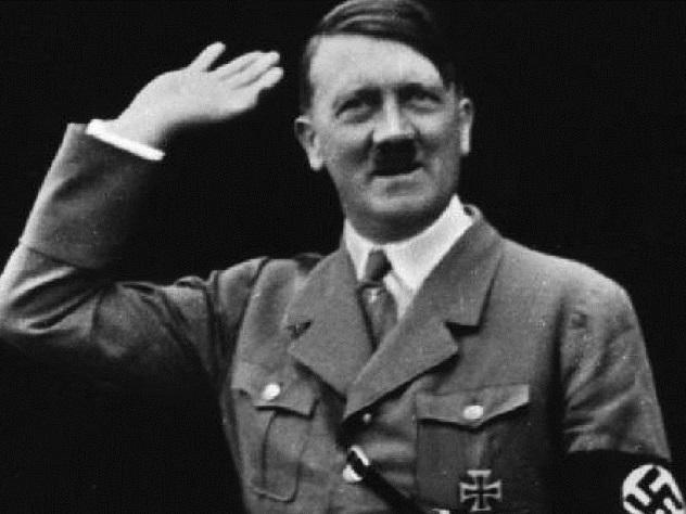Гитлера в очевидцы: размещены фото фюрера сосвадьбы свояченицы