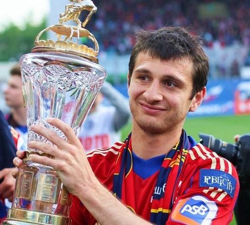 Русские в Европе: Футбольные гранды борются за Дзагоева