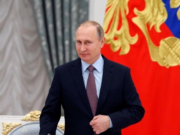Guardian: Настоящим человеком следующего года стал Путин