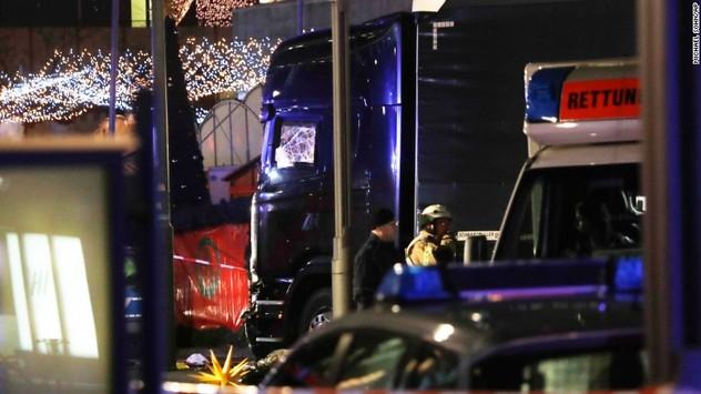 Стали известны детали трагедии вБерлине