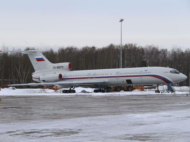 Извлек изада: штурман Ту-154 в 2011-ом году посадил падающий самолет