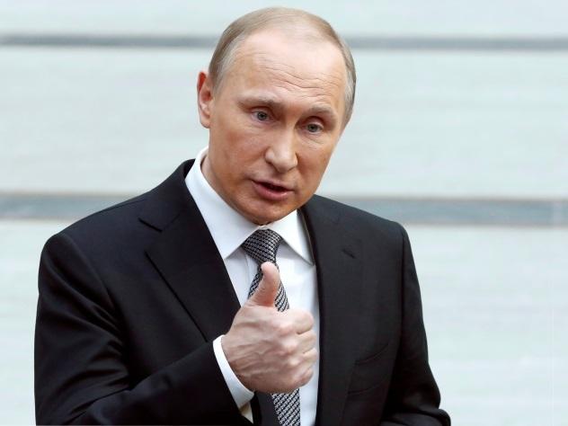 ВКремле поведали, как Владимир Путин проведет новогодние каникулы