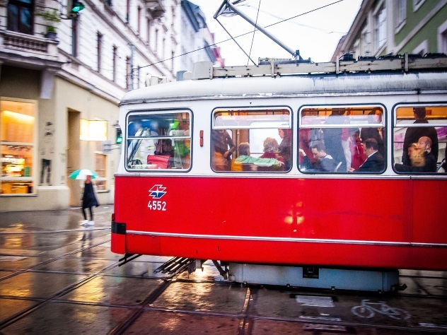 Законопослушный угонщик трамвая арестован в Вене