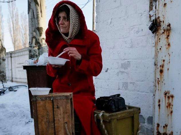 Подставная жительница Андреевки попросила ВСУ «несдавать» город