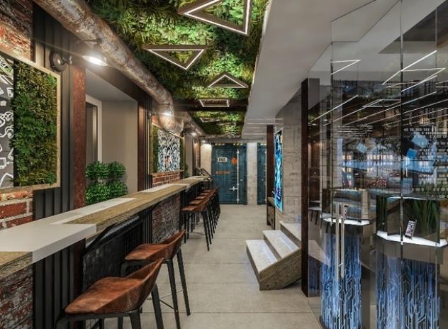 Гаджет-ресторан откроется вцентре столицы вконце февраля
