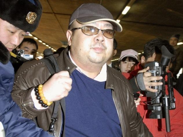Котравлению Ким Чен Нама причастна женщина вбелом
