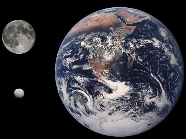 На миниатюрной планете Церере нашлись органические соединения