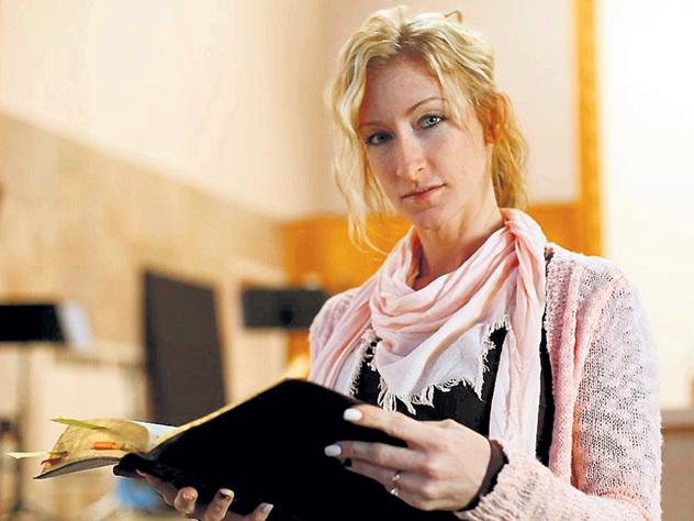Актриса взрослого кино стала пастором в церкви