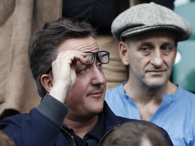 Прошлый  британский премьер пошутил над сообщениями опрослушке Трампа