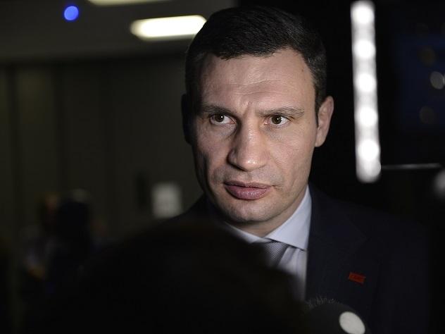 Киевляне собирают подписи заотставку Кличко
