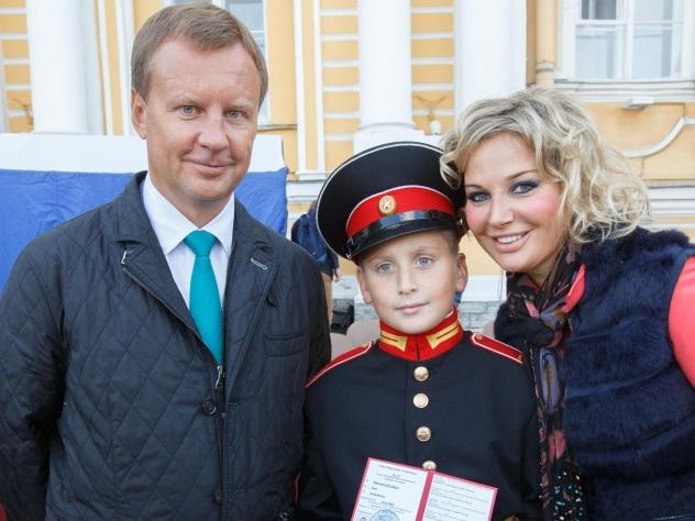 Вдова депутата Дениса Вороненкова встретила Пасху вКиеве
