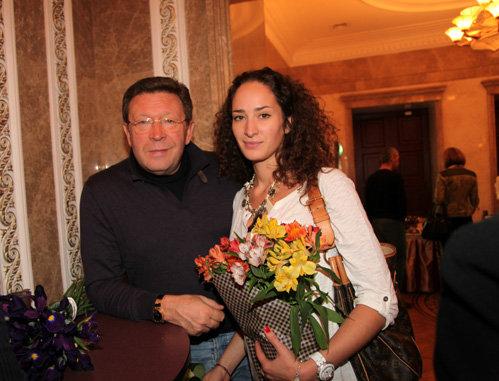 Георгий МАРТИРОСЬЯН с дочкой Лизой
