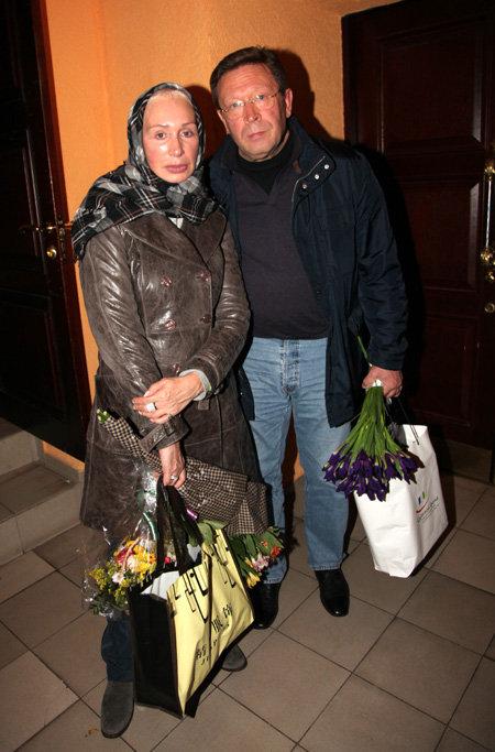 Татьяна ВАСИЛЬЕВА, Георгий МАРТИРОСЬЯН