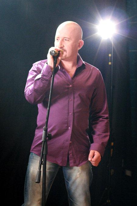 Евгений ГРИГОРЬЕВ (фото Нелли СМИРНОВОЙ)