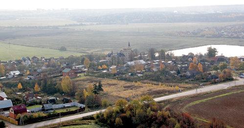 Осенние пейзажи в деревне Грязь полны необъяснимого очарования