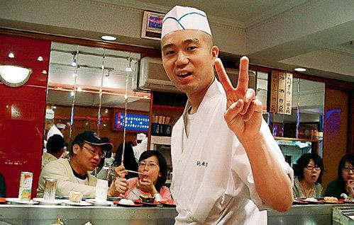 Японские повара одержали победу в четвёртый раз