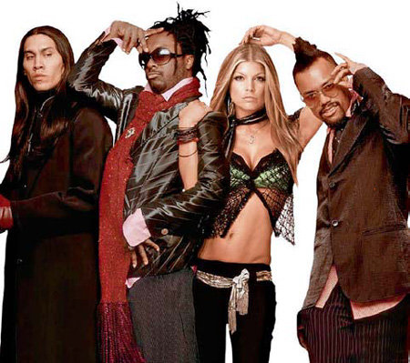 Группа «Black Eyed Peas»