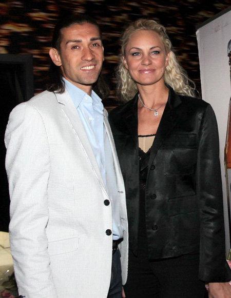 Руслан НИГМАТУЛИН с женой Еленой