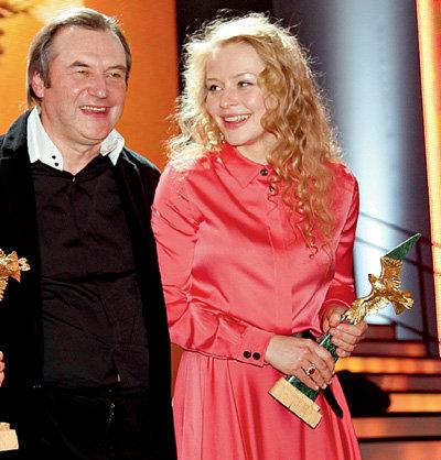 ...Юлия и Алексей светились от счастья