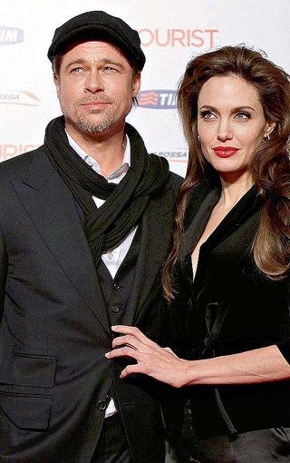 В рекламной кампании «Туриста» Брэд и Анджелина выступали рука об руку