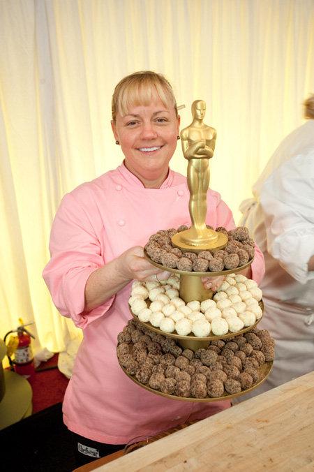 Для гостей церемонии голливудские повара готовят торты в виде