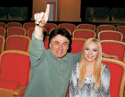 Фаворитки СЕРОВА: певице Елене НЕКЛЮДОВОЙ он помогал с раскруткой…