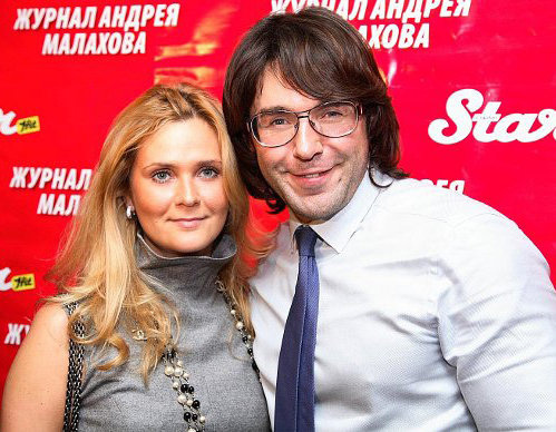 Андрей МАЛАХОВ и Наталья ШКУЛЁВА. Фото woman.ru