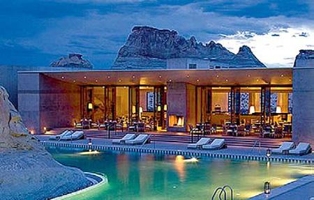 «Люкс» в отеле в Юте обошёлся Брэду и Анджелине в $3300 за ночь