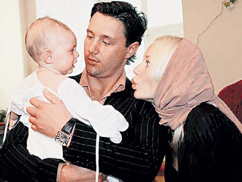 2005 год. В семье первой появилась дочка