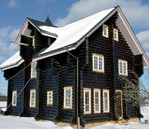 Построенный дом оказался «декорацией»...