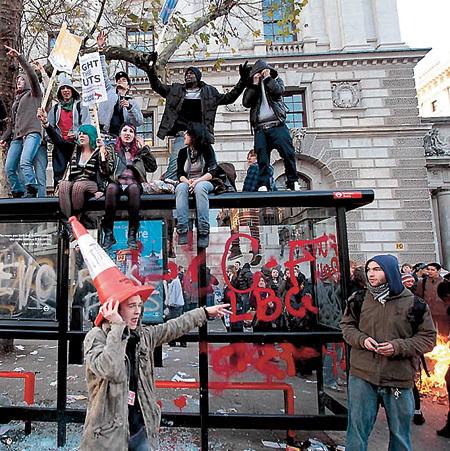 Народное восстание в Лондоне