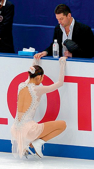 ...Николай МОРОЗОВ заявил, что талантливых спортсменок в нашей сборной хватает и в усилении она не нуждается (фото Getty Images)