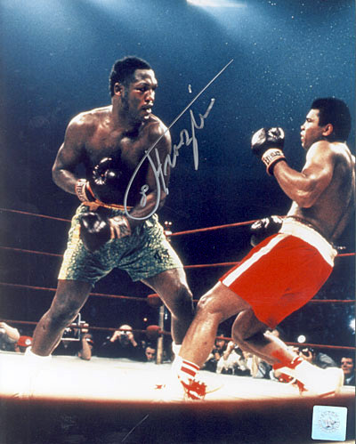 Нокдаун Али стал знаменит по всему миру