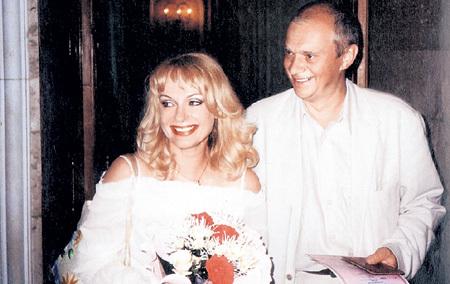 Александру БЛАГОНРАВОВУ актриса посвятила 11 лет жизни