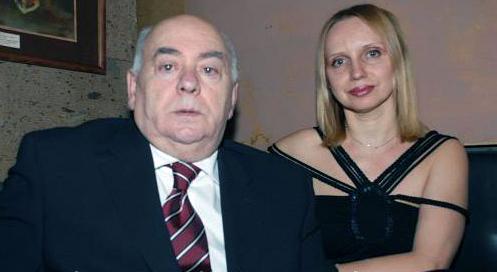 Анатолий РАВИКОВИЧ и Ирина МАЗУРКЕВИЧ.
