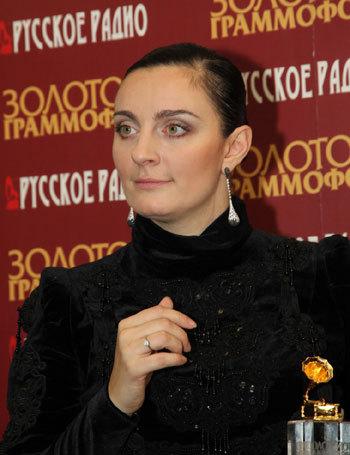Елена ВАЕНГА (Фото Бориса Кудрявова)