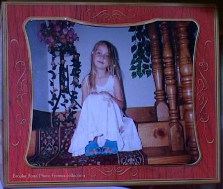 7-летняя Моника погибла от руки собственного брата