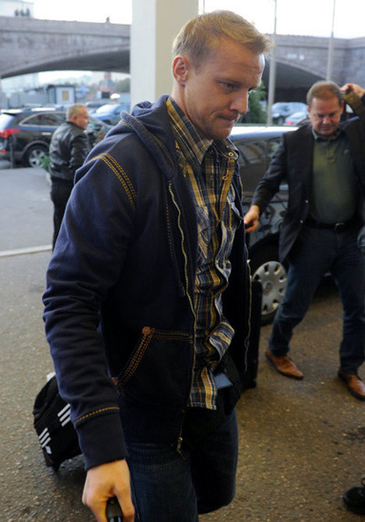 Малафеев ждёт Губерниева в суде 10 мая. Фото РИА «Новости»
