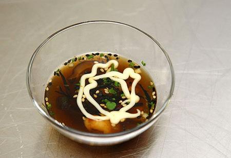 На обед - мисо-суп