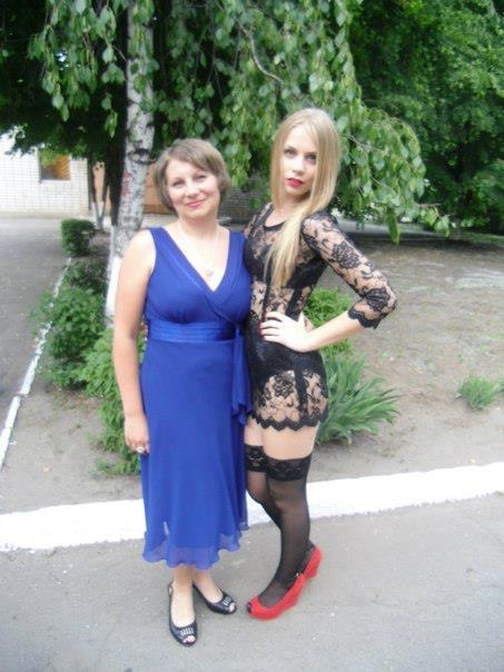 С мамой ((Фото: vk.com)