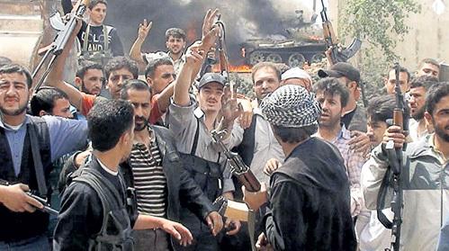Бандитский косоварский режим к террористам относится с пониманием и любовью (Фото Reuters)
