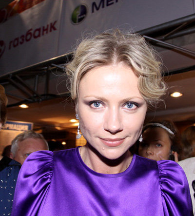 Мария МИРОНОВА (фото Бориса КУДРЯВОВА)