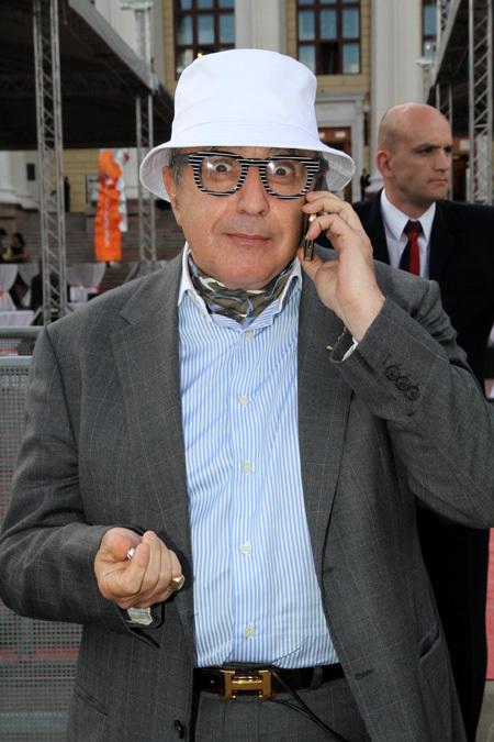 Александр ДОБРОВИНСКИЙ (фото Бориса КУДРЯВОВА)
