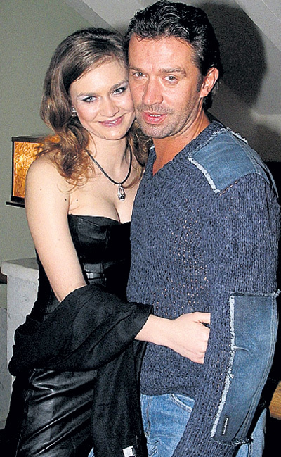 Маша МАШКОВА и её знаменитый отец о СЕМАКИНЕ и не вспоминают. Фото: «PhotoXPress»