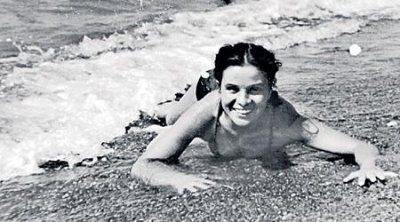 Каждая поездка на море превращалась для Маши в весёлый праздник