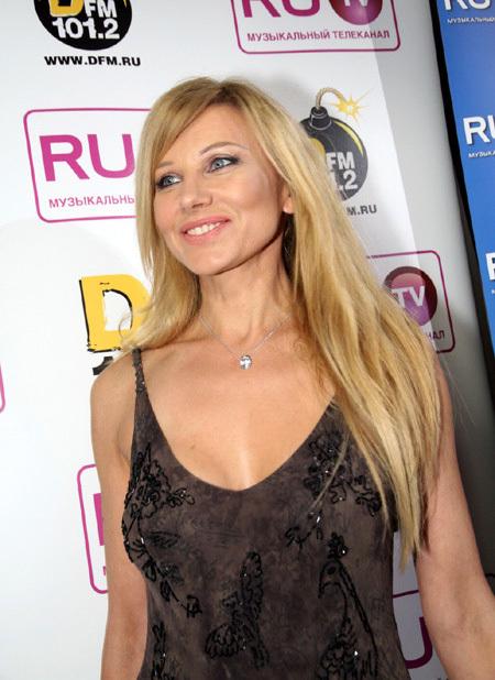 Ирина НЕЛЬСОН. Фото Бориса КУДРЯВОВА