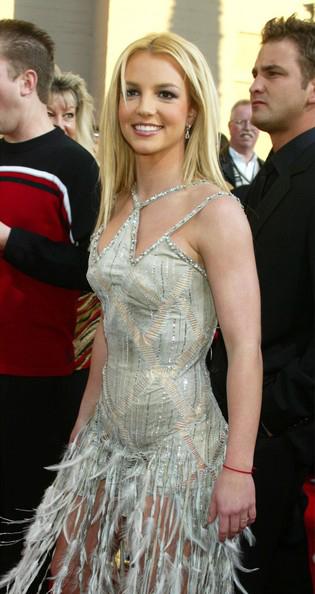 Бритни СПИРС в 2007 году.
